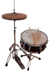 High-hat-and-Snare